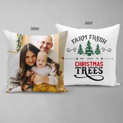 Farm Fresh Double Sided Pillow