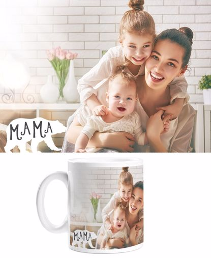 Picture of Custom Mama Bear Coffee Mug