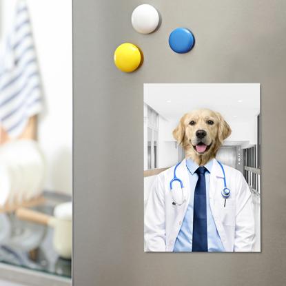 Essential Pet Magnet - Doctor
