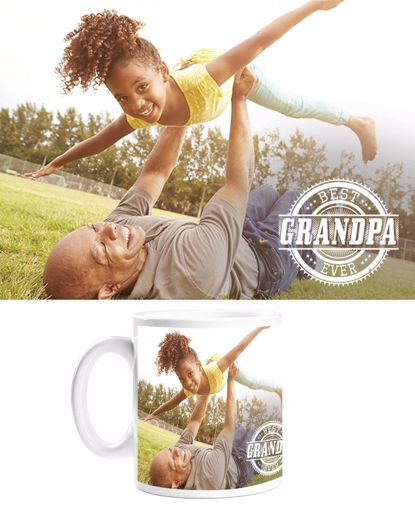 Picture of Best Grandpa Ever Mug