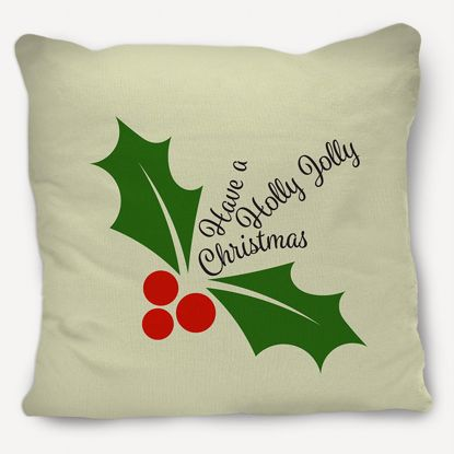 Picture of Holly Jolly Pillow