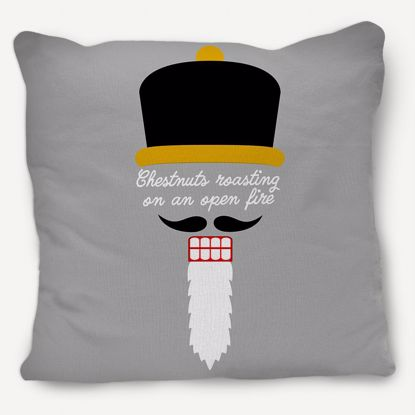 Picture of Christmas Nutcracker Pillow