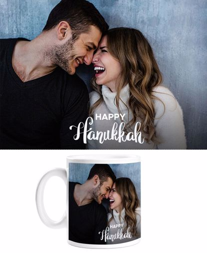 Picture of Happy Hanukkah Mug