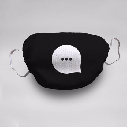 Waiting Face Mask (5-pack)