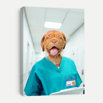 Picture of Nurse Pet - 11x14