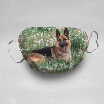 Picture of German Shepherd Face Masks