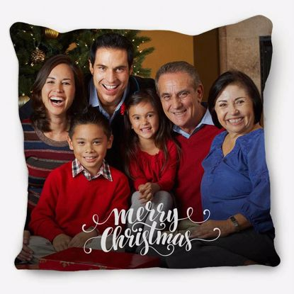 Picture of Merry Christmas Pillows