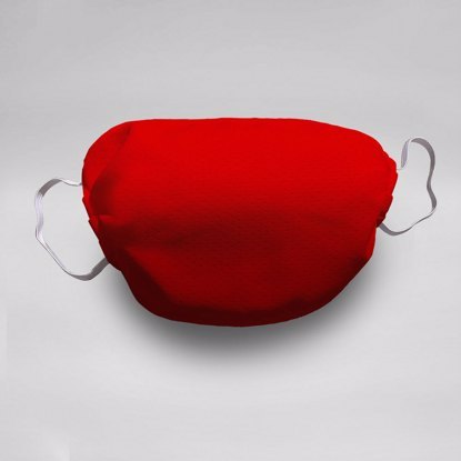 Fade to Red Face Mask (10-pack)