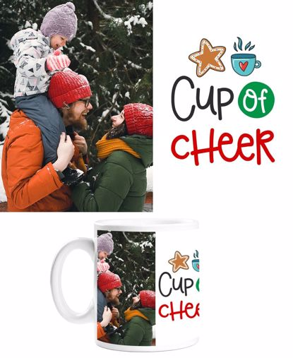 Picture of Sipping Christmas Cheer Mug