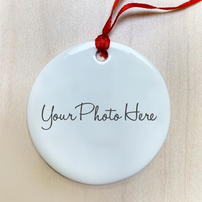 Picture of Photo Ornament