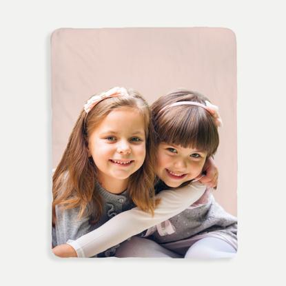 Soft Pink Background Blanket