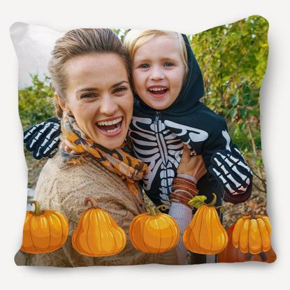 Picture of Festive Pumpkin Pillow