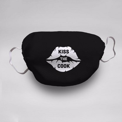 Kiss the Cook Face Mask (5-pack)