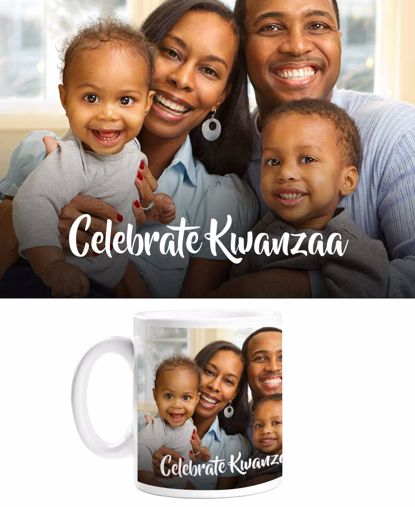 Picture of Celebrate Kwanzaa Mug