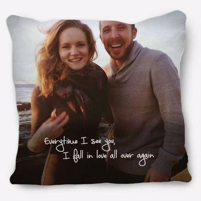 Picture of Fall In Love Again Pillow