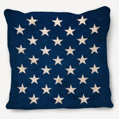 Picture of American Stars Pillow