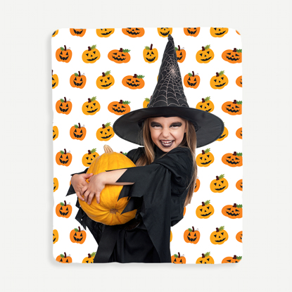 Pumpkins Blanket