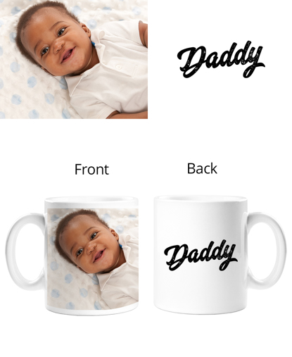 Picture of Daddy Double Sided Mug