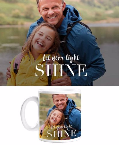 Picture of Light Shine Bright Mug