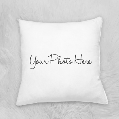 Picture of Photo Pillow 16x16 with Custom Image