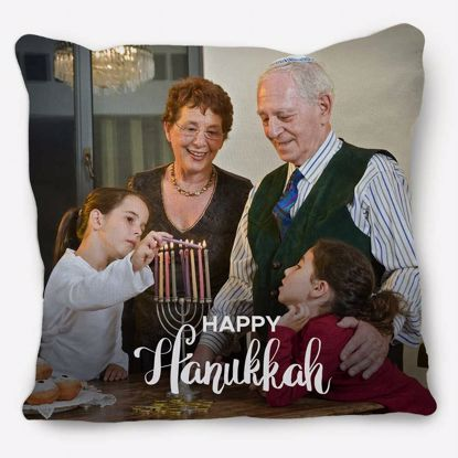 Picture of Happy Hanukkah Pillow