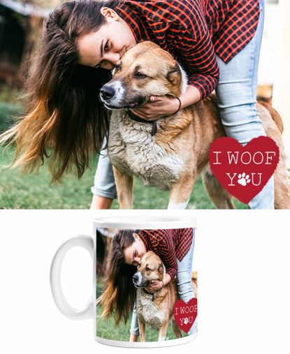Picture of I Woof You Mug