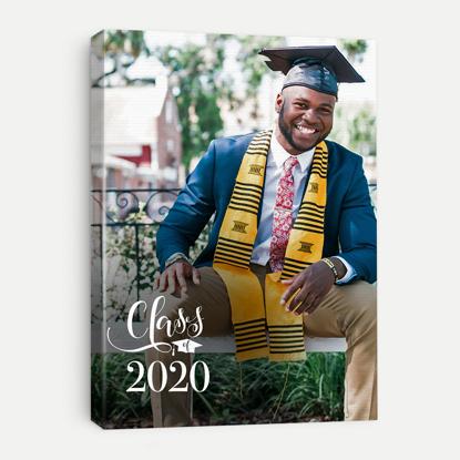 Class of 2020 Graduation Canvas