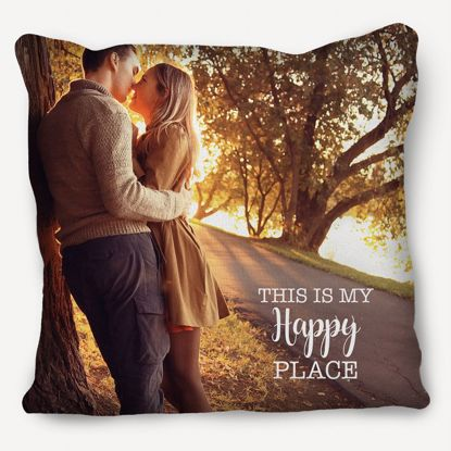 Picture of This is My Happy Place Pillow