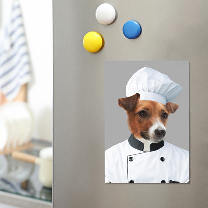 Essential Pet Magnet - Chef