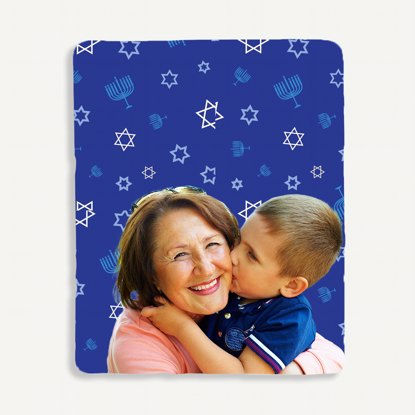 Picture of Hannukah Blanket