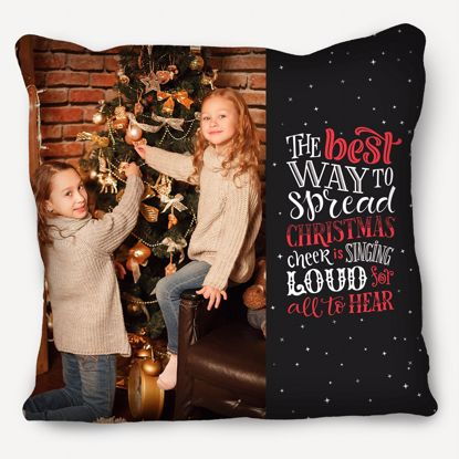 Picture of Spread Christmas Cheer Pillow