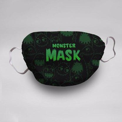Monster Face Mask (5-pack)