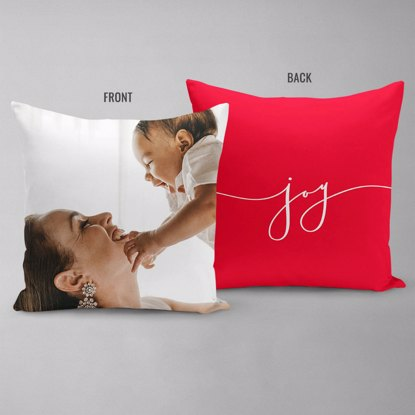 Joy Double Sided Pillow