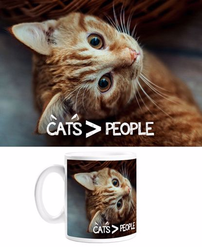 Picture of Cats > People Mug