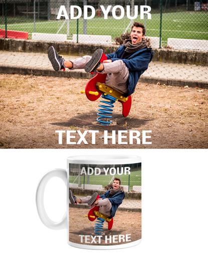 Personalized Meme Mug