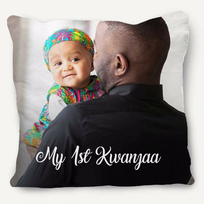 Picture of Baby's 1st Kwanzaa Pillow