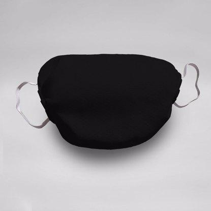 Black Face Mask (5-pack)