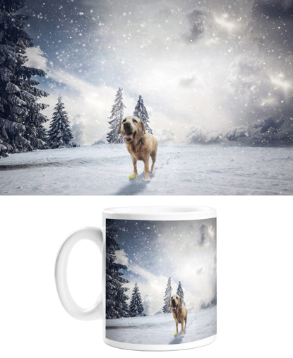 Picture of Adventure Pets Mug - Winter Wonderland