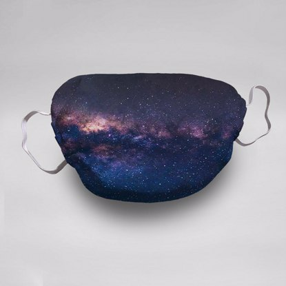 Galaxy Face Mask