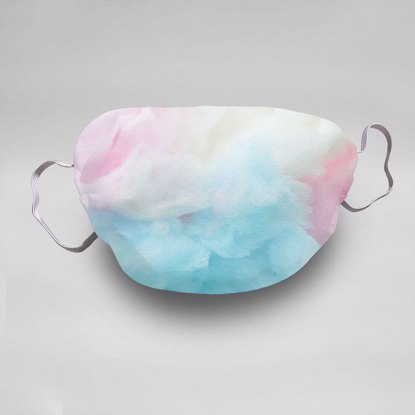 Cotton Candy Face Mask