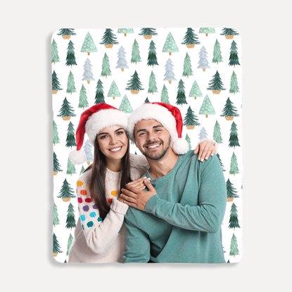 Pine Tree Blanket