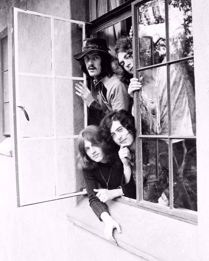 Picture of Led Zeppelin Metal Print